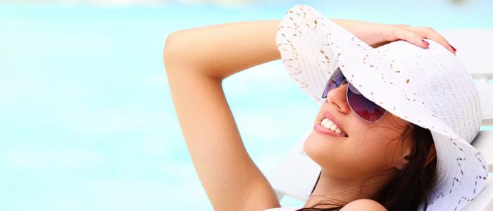 Sonnenschutz Tipps - erfolgreich vor Hautkrebs und Sonnenbrand schützen