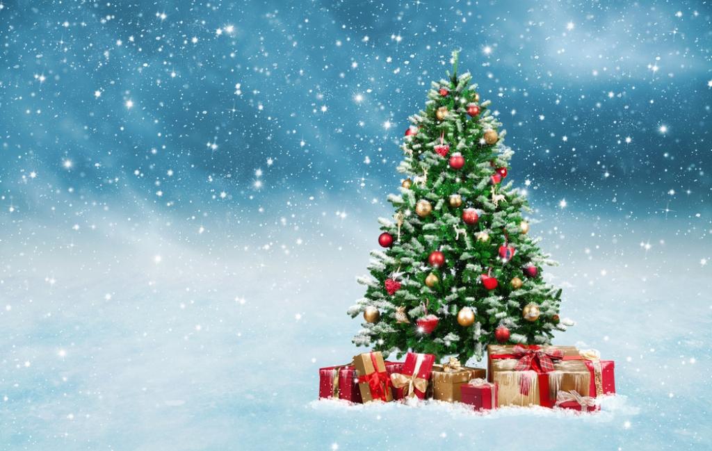 Weihnachten - Christbaum