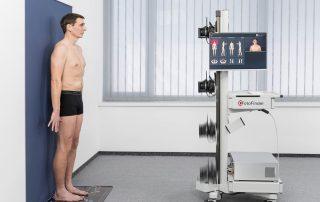 Bodyscan zur Diagnose von Melanomen (Hautrkebs) bei Hautarzt Dr. Okamoto